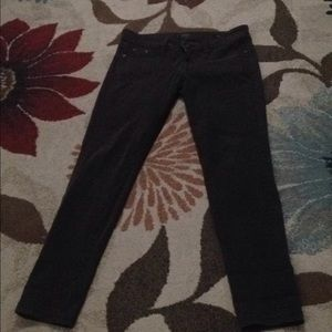 Guess  Britney Skinny Gray Jeans